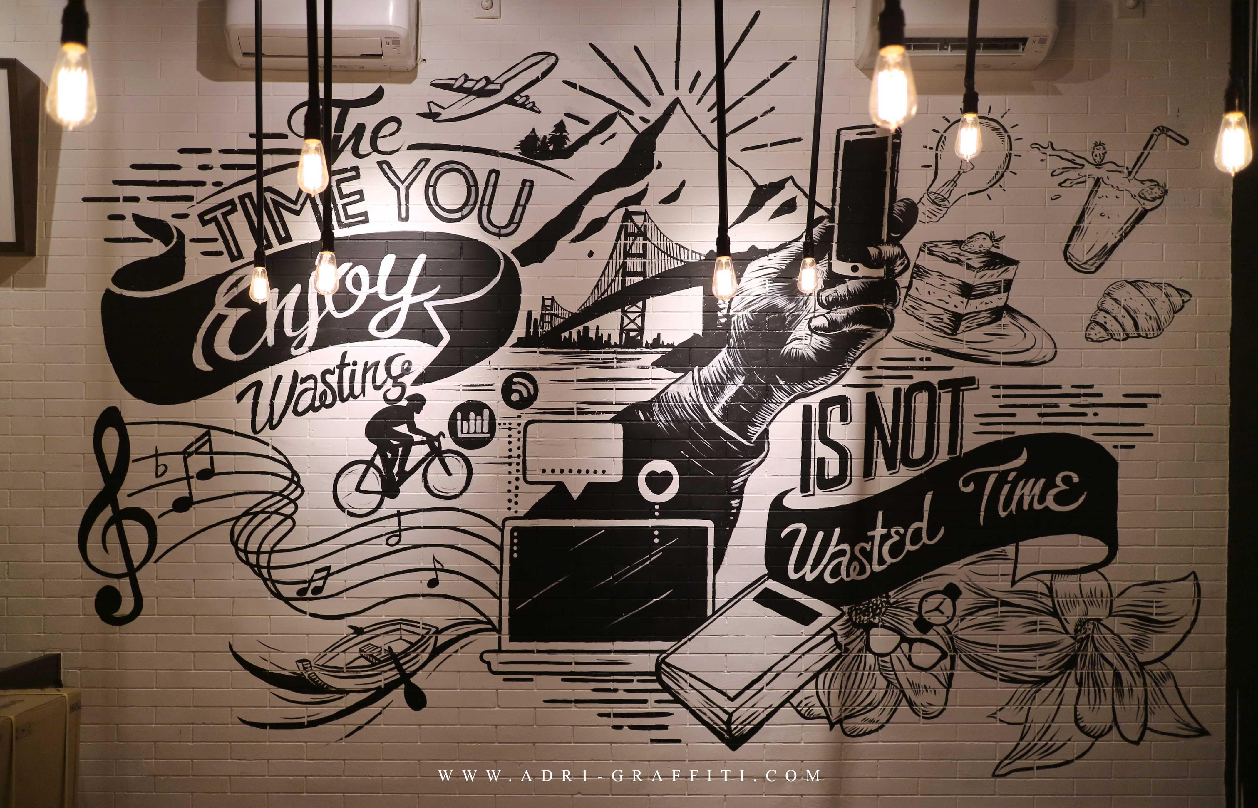 Unduh 80+ Gambar Grafiti Untuk Cafe Paling Bagus Gratis
